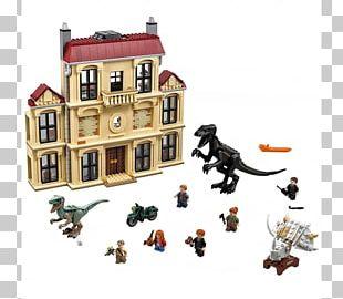 Lego Jurassic World Owen Indoraptor Claire PNG