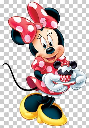 Minnie Mouse Mickey Mouse Donald Duck Birthday PNG