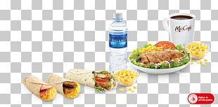 Wrap Vegetarian Cuisine Fast Food McDonald's Junk Food PNG