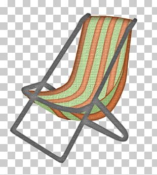 Deckchair Beach Folding Chair Chaise Longue PNG