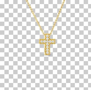 Charms & Pendants Jewellery Diamond Necklace Gold PNG