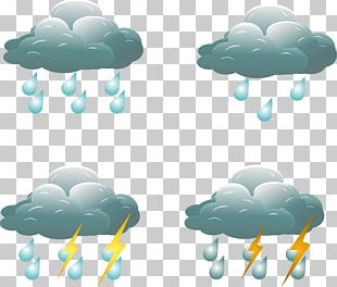 Rain Weather Icon PNG