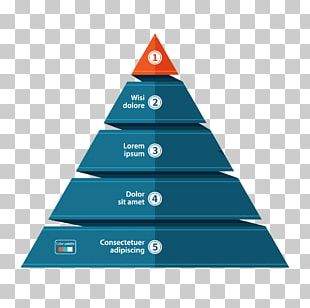 Chart Infographic Pyramid Illustration PNG