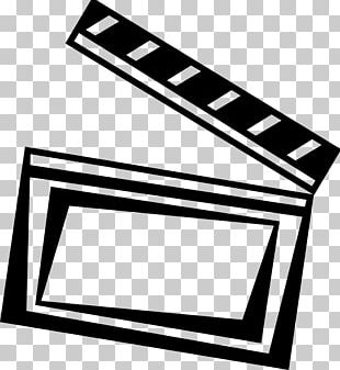 Photographic Film Clapperboard Reel PNG