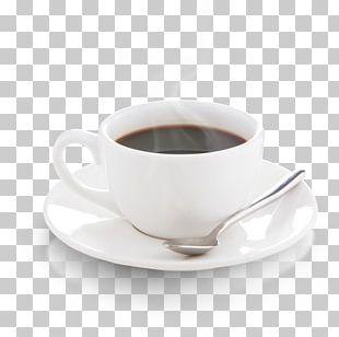 White Coffee Caffè Americano Doppio Tea PNG