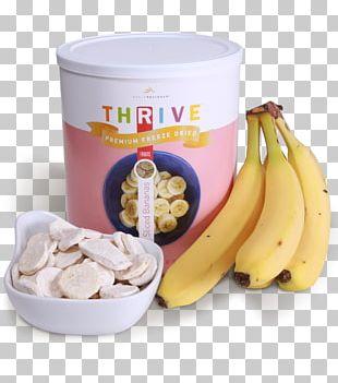 Baby Food Banana Thrive Life Flavor PNG