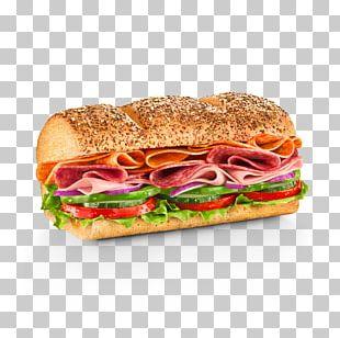Ham And Cheese Sandwich Submarine Sandwich Breakfast Sandwich Fast Food Bocadillo PNG
