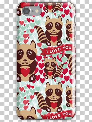 Samsung Galaxy S8 IPhone 6 Raccoon Mobile Phone Accessories PNG