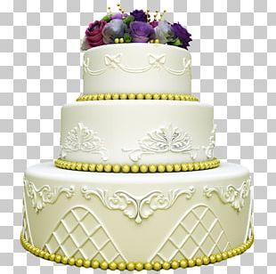 Frosting & Icing Wedding Cake Topper Tart Chocolate Cake PNG