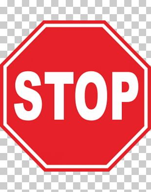 Stop Sign Traffic Sign Precedenza PNG