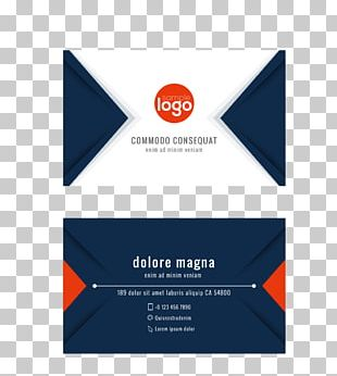 Business Card Paper PNG