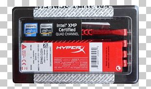 DDR3 SDRAM Kingston Technology Computer Data Storage HyperX HXS3/64GB PNG