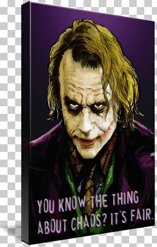 Joker Batman Robin Heath Ledger The Dark Knight PNG, Clipart