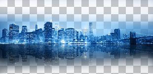 New York City Skyline PNG