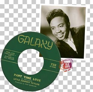 Little Johnny Taylor Compact Disc Part Time Love Phonograph Record United Kingdom PNG