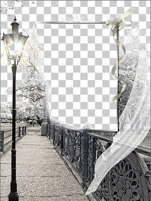 Street Light Frame PNG