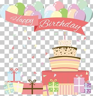 Birthday Party Anniversary Gift PNG