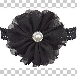 Hair Tie Jewellery Black M PNG