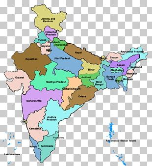 Uttar Pradesh Northeast India Siliguri Corridor States And Territories Of India Information PNG