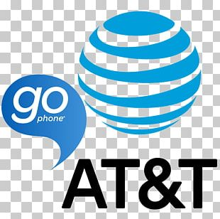 Brand AT&T GoPhone Logo Product PNG
