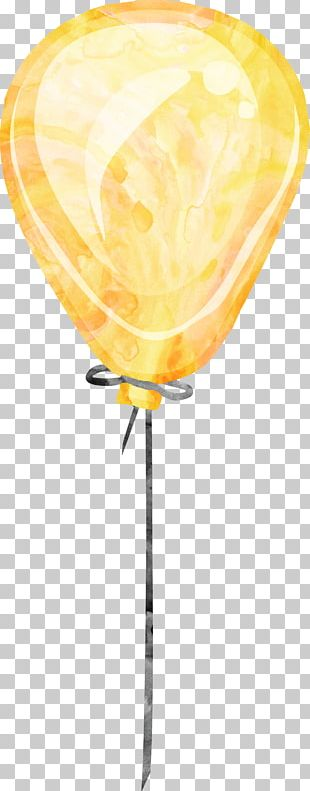 Birthday Cake Party Balloon PNG
