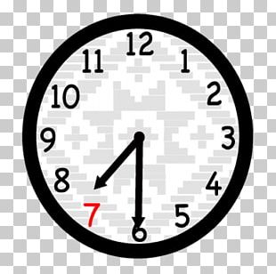 Clock Face Alarm Clocks Digital Clock PNG