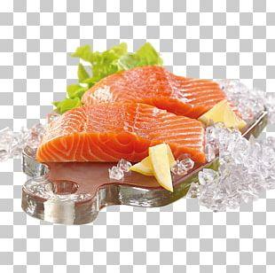 Smoked Salmon Sashimi Lox Barbecue Sushi PNG