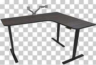 Standing Desk Computer Desk Sit-stand Desk Writing Desk PNG