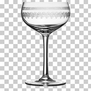Martini Champagne Glass Old Fashioned Wine Glass PNG