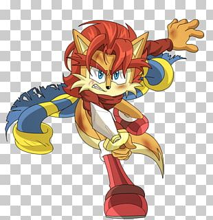 Sonic The Hedgehog Princess Sally Acorn Sonic Universe Archie Comics Art PNG