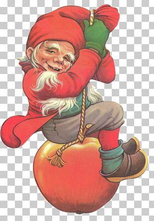 Sweden Santa Claus Christmas Ornament Dwarf Illustration PNG