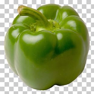 Bell Pepper Vegetable Chili Pepper Fruit PNG