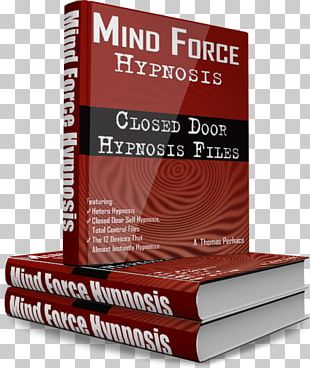 Mind Force Hypnosis Book Brand Product Al Perhacs PNG