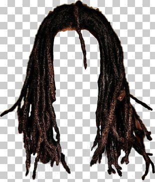 Dreadlocks Hairstyle Black Fashion Human Hair Color PNG