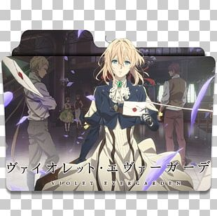 Violet Evergarden Anime Expo Violet Snow Kyoto Animation PNG