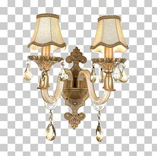 Chandelier Lamp PNG