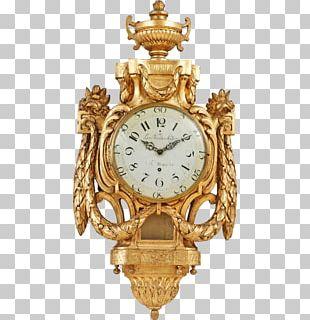 Pendulum Clock Alarm Clock Mantel Clock PNG