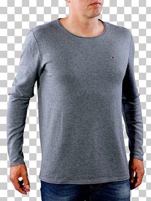 Tommy Hilfiger Bluza Jeans Long-sleeved T-shirt Jumper PNG