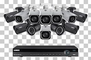 Wireless Security Camera Closed-circuit Television Digital Video Recorders Network Video Recorder IP Camera PNG