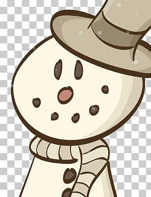 Hat Snowman Cartoon PNG
