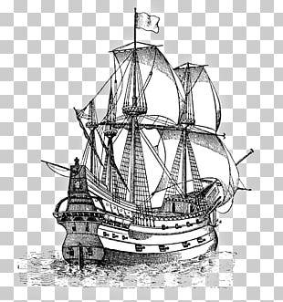 Sailing Ship Graphics A Pirate Ship PNG