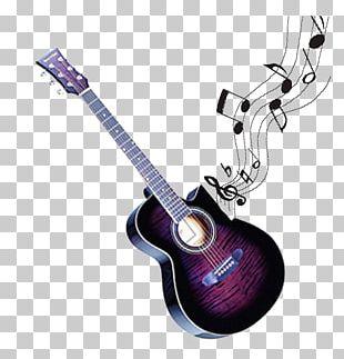 Acoustic Guitar Musical Instrument Electric Guitar PNG