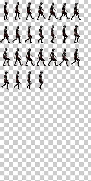 Sprite Animation 2D Computer Graphics Stick Figure Visual Studio Code PNG