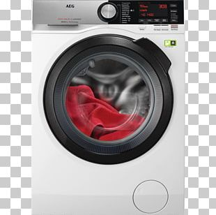 AEG L9FEC966R Washing Machine Washing Machines Clothes Dryer Electrolux PNG