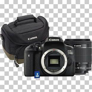 Canon EOS 750D Canon EOS 700D Canon EOS 80D Canon EF-S 18–135mm Lens Digital SLR PNG