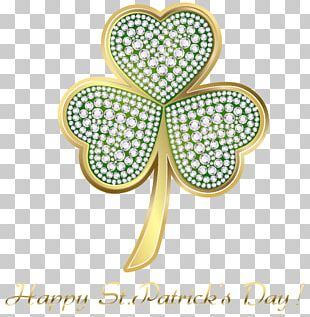 Saint Patrick's Day Shamrock Holiday Irish People PNG