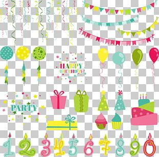 Wedding Invitation Party Birthday Greeting Card PNG