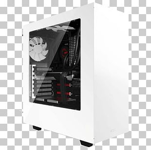 Computer Cases & Housings Power Supply Unit Nzxt ATX USB 3.0 PNG
