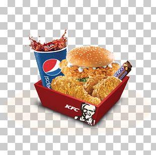 KFC Crispy Fried Chicken Buffalo Wing Hamburger PNG