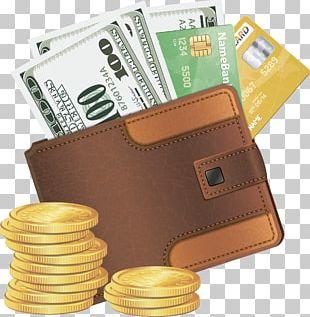 Money Bag Wallet Coin Purse PNG